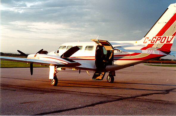 Super King Air executive charter aircraft
