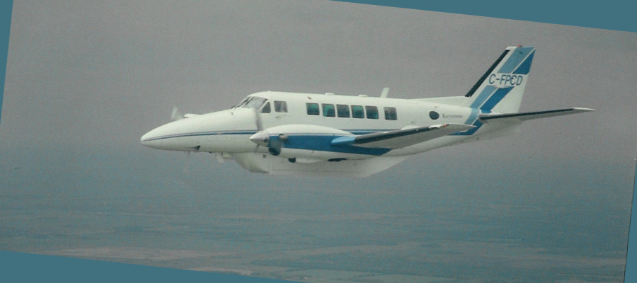 Beech 99 commuter